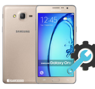 Factory Reset Samsung Galaxy On7