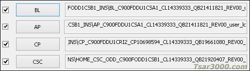 Samsung Galaxy C9 Pro 4Files Firmware