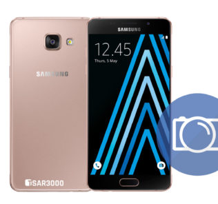 Take Screenshot Samsung Galaxy A5 2016