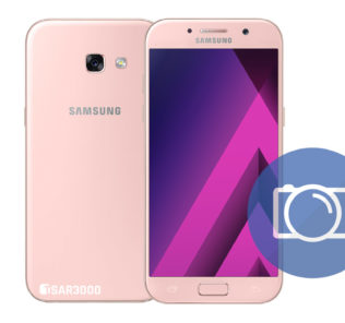 Take Screenshot Samsung Galaxy A5 2017