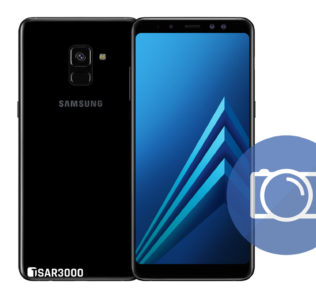 Take Screenshot Samsung Galaxy A8 Plus