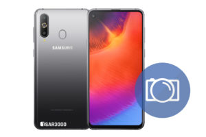 Take Screenshot Samsung Galaxy A9 Pro 2019