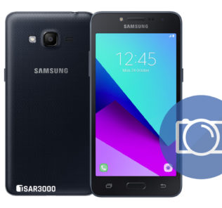 Take Screenshot Samsung Galaxy Grand Prime Plus