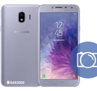 Take Screenshot Samsung Galaxy J4