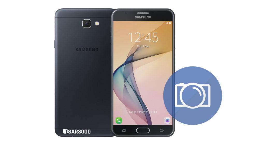 Take Screenshot Samsung Galaxy J7 Prime 2016