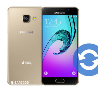 Update Samsung Galaxy A3 2016 Software