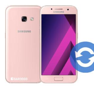Update Samsung Galaxy A3 2017 Software