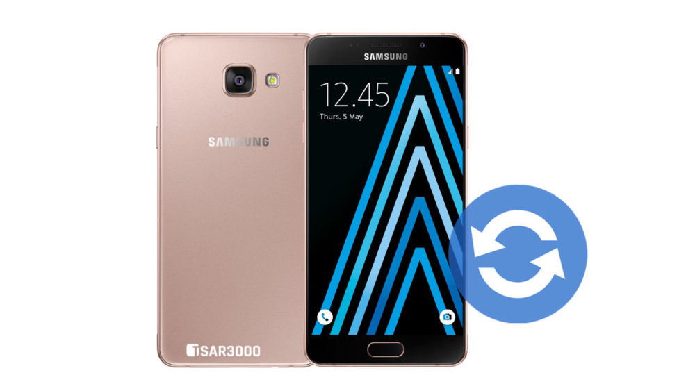 Update Samsung Galaxy A5 2016 Software