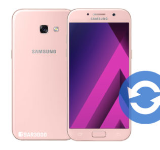 Update Samsung Galaxy A5 2017 Software