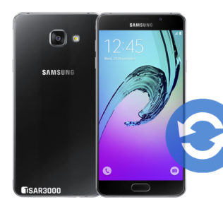 Update Samsung Galaxy A7 2016 Software
