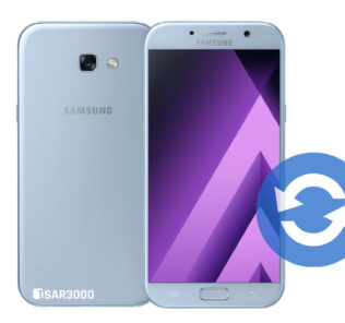 Update Samsung Galaxy A7 2017 Software