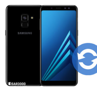 Update Samsung Galaxy A8 2018 Software