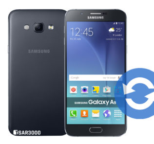 Update Samsung Galaxy A8 Software