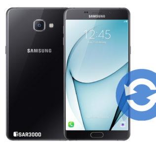 Update Samsung Galaxy A9 Pro 2016 Software