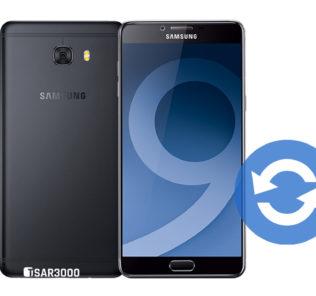 Update Samsung Galaxy C9 Pro Software