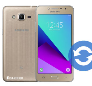 Update Samsung Galaxy J2 Prime Software