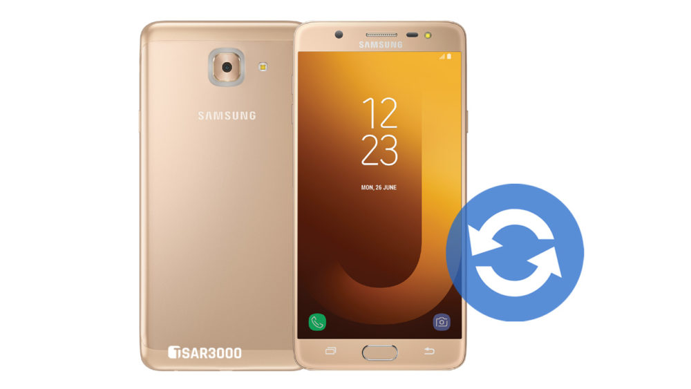 Update Samsung Galaxy J7 Max Software