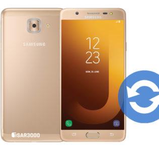 Update Samsung Galaxy J7 Max Software