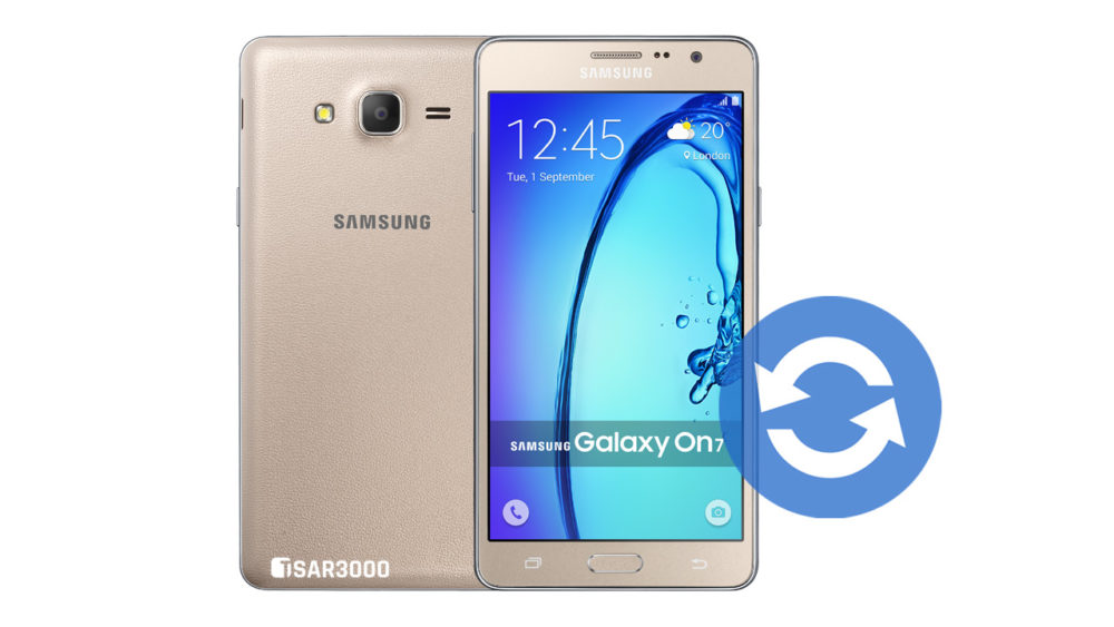 Update Samsung Galaxy On7 Software