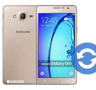 Update Samsung Galaxy On7 Software