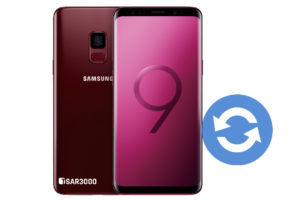 Update Samsung Galaxy S9 Software
