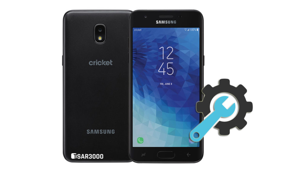 Factory Reset Samsung Galaxy Amp Prime 3