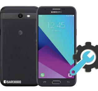 Factory Reset Samsung Galaxy Express Prime 2 SM-J327A