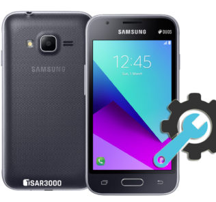 Factory Reset Samsung Galaxy J1 Mini Prime