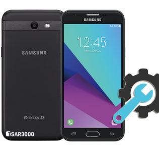 Factory Reset Samsung Galaxy J3 2017 SM-J327U