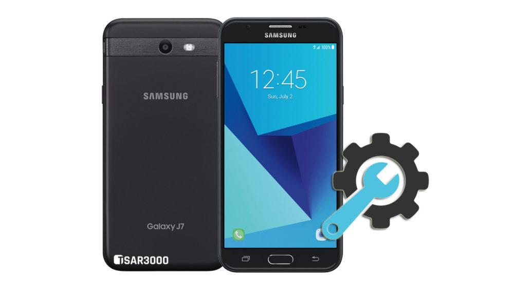 Factory Reset Samsung Galaxy J7 2017 SM-J727A