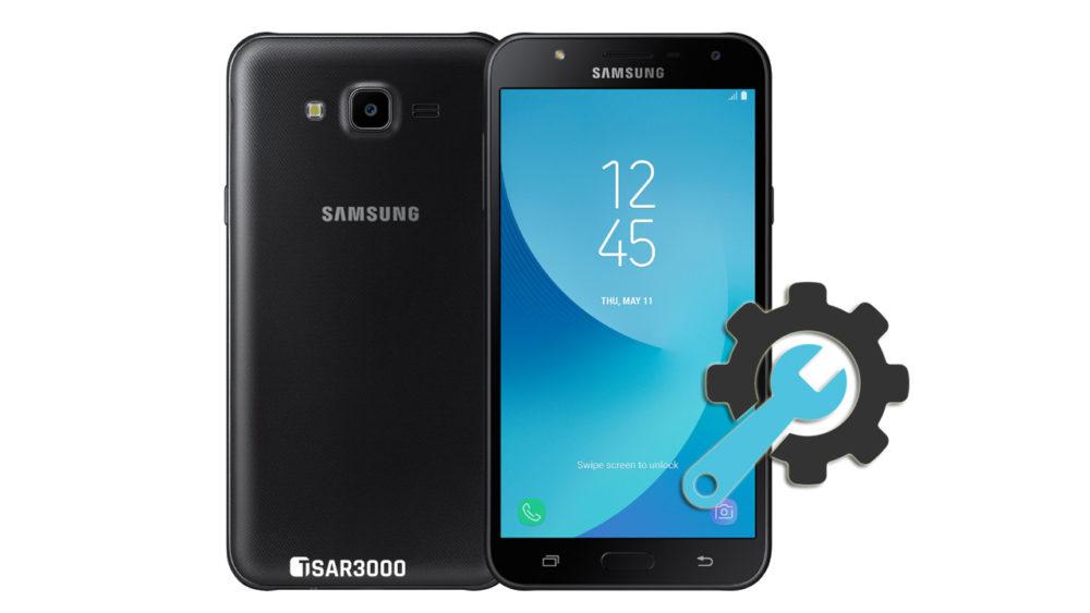 Factory Reset Samsung Galaxy J7 Core - Galaxy J7 Neo