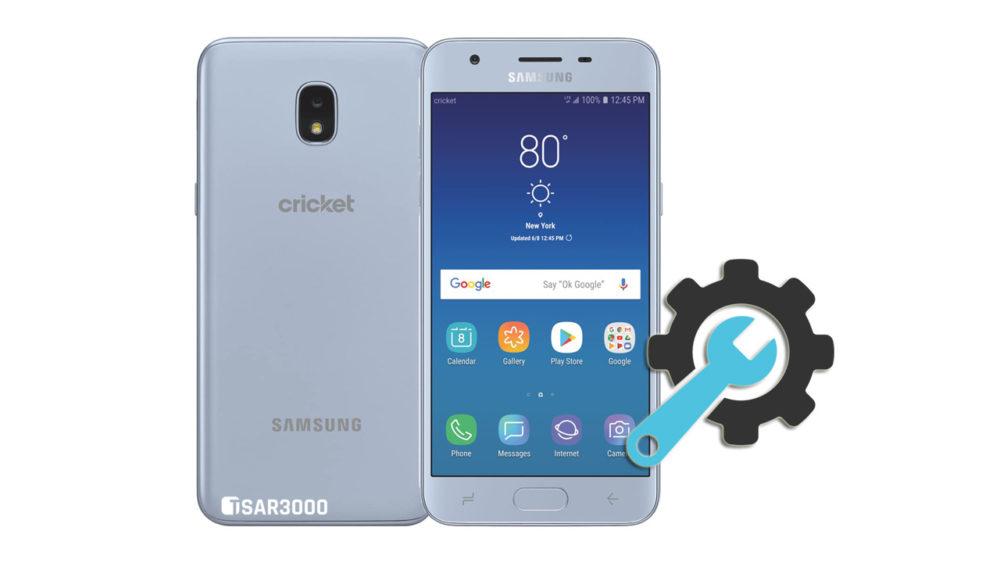 Factory Reset Samsung Galaxy Sol 3 SM-J336AZ