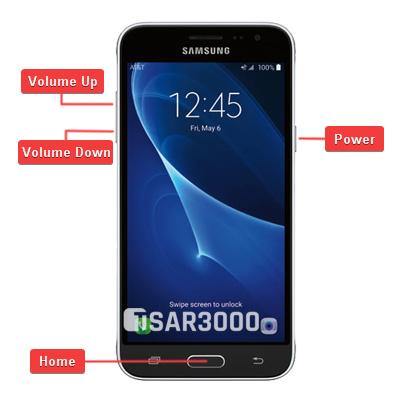 Samsung Galaxy Express Prime Hardware Keys