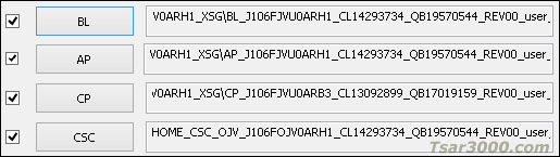 Samsung Galaxy J1 Mini Prime 4Files Firmware