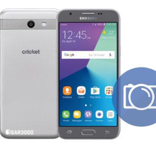 Take Screenshot Samsung Galaxy Amp Prime 2 SM-J327AZ