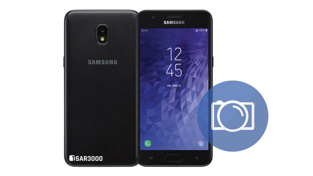 Take Screenshot Samsung Galaxy J3 Achieve 2018