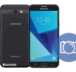 Take Screenshot Samsung Galaxy J7 2017 SM-J727A