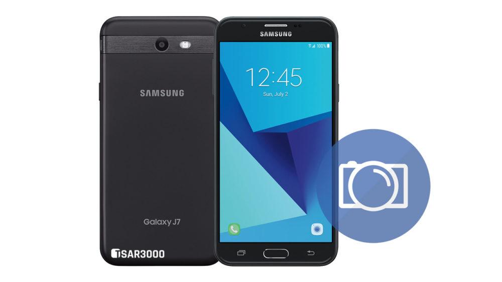 Take Screenshot Samsung Galaxy J7 SM-J727U
