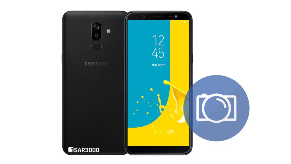 Take Screenshot Samsung Galaxy J8