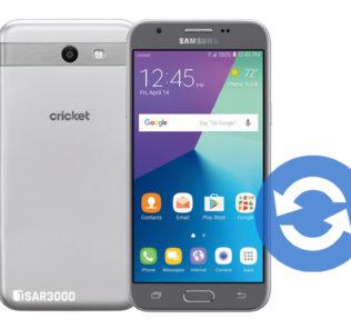 Update Samsung Galaxy Amp Prime 2 SM-J327AZ