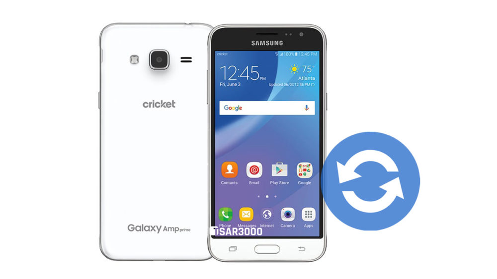 How To Update Samsung Galaxy Amp Prime Software - Tsar3000