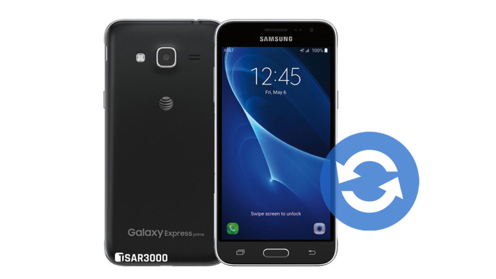 Update Samsung Galaxy Express Prime Software