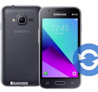 Update Samsung Galaxy J1 Mini Prime Software
