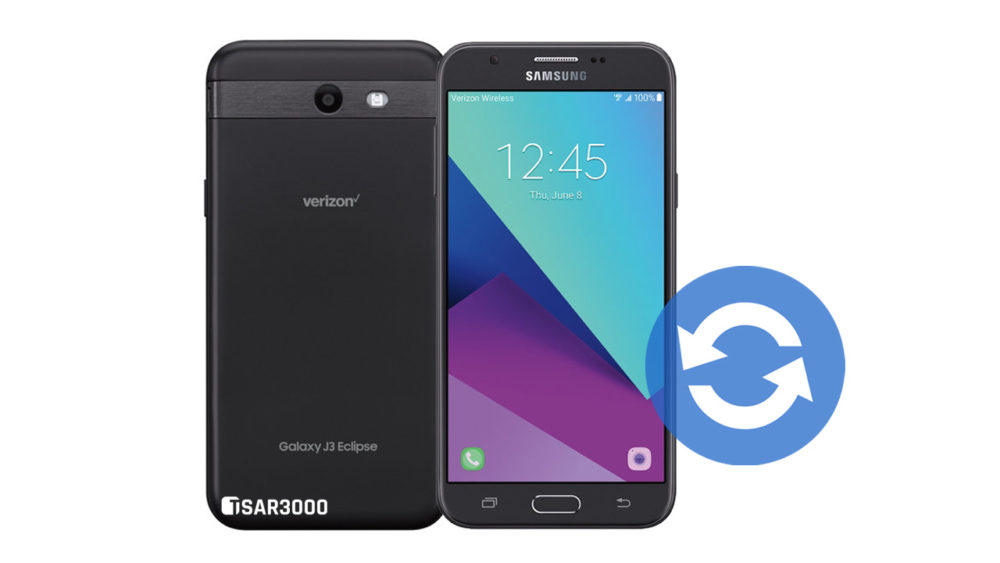 Update Samsung Galaxy J3 Eclipse SM-J327V Software
