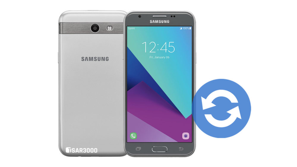 Update Samsung Galaxy J3 Emerge Software