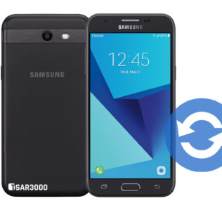 Update Samsung Galaxy J3 Prime Software