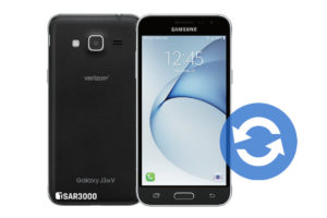 Update Samsung Galaxy J3 V SM-J320V Software