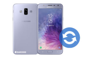 Update Samsung Galaxy J7 Duo Software