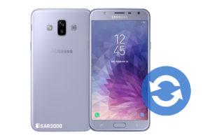Update Samsung Galaxy J7 Duo Software