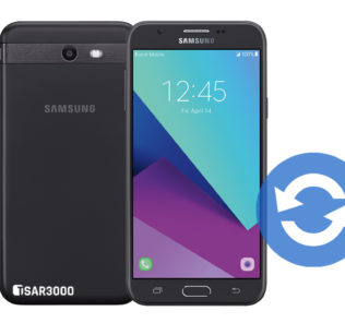 Update Samsung Galaxy J7 Perx SM-J727P Software